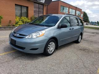 Used 2010 Toyota Sienna CE | Accident Free | Certified | Warranty for sale in Richmond Hill, ON