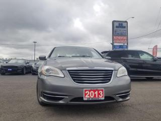 Used 2013 Chrysler 200 LX | AIR CONDITION| NO ACCIDENTS for sale in Brampton, ON