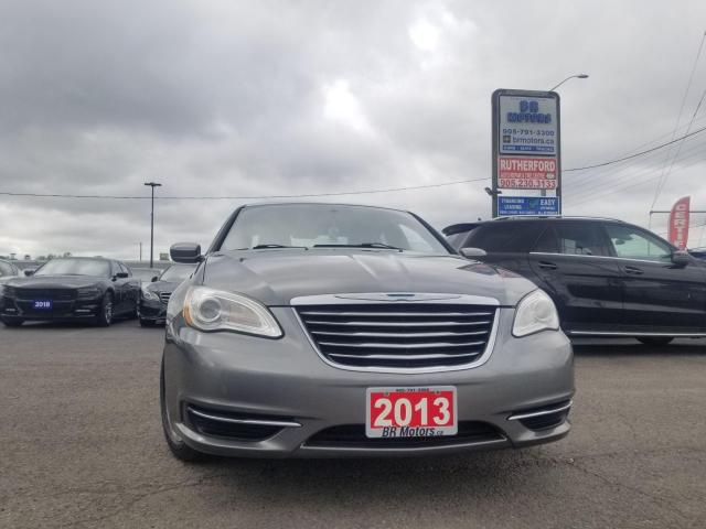 2013 Chrysler 200 No Accidents | LX | AIR CONDITION | certified