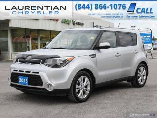 Used 2015 Kia Soul EX!!  HEATED SEATS!!  WINTER TIRES INCLUDED!! for sale in Sudbury, ON