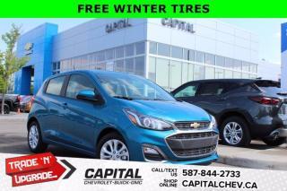 New 2020 Chevrolet Spark LT for sale in Calgary, AB