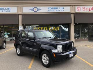 Used 2011 Jeep Liberty 4X4 2 Years Warranty for sale in Vaughan, ON