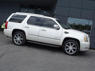 Used 2011 Cadillac Escalade NAVI|DVD|REARCAM|CHROME WHEELS|RUNNING BOARDS for sale in Toronto, ON