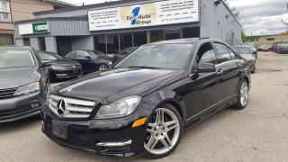 Used 2013 Mercedes-Benz C-Class C 350 for sale in Etobicoke, ON