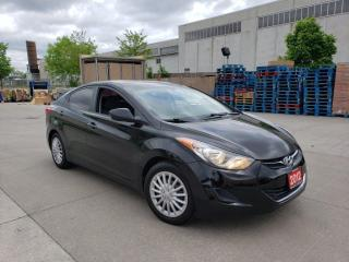Used 2012 Hyundai Elantra GL for sale in Toronto, ON