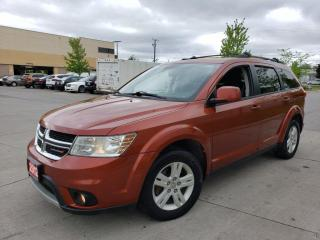 Used 2012 Dodge Journey SXT, 4 Door, 3/Y warranty available, for sale in Toronto, ON