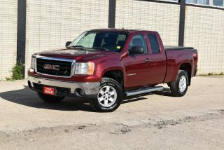Used 2008 GMC Sierra 1500 SLE for sale in Winnipeg, MB