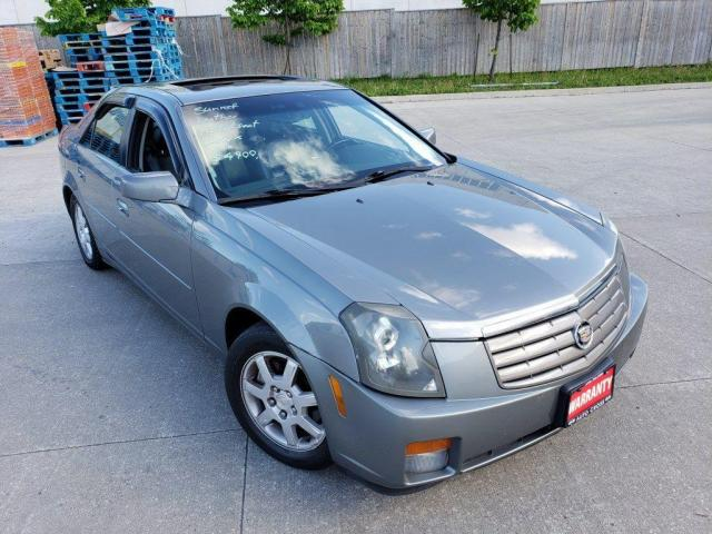 2004 Cadillac CTS Auto, Leather, Sunroof, 3/Y warranty available