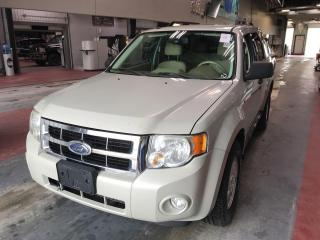 Used 2008 Ford Escape XLT for sale in Winnipeg, MB