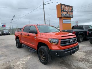 Used 2016 Toyota Tundra SR5 TRD OFF ROAD*4X4*99KMS*LOTS OF UPGRADES for sale in London, ON