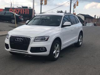 Used 2013 Audi Q5 2.0L awd 1owner low km noaccid certified 3monthwar for sale in Toronto, ON