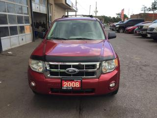 Used 2008 Ford Escape XLT for sale in Etobicoke, ON