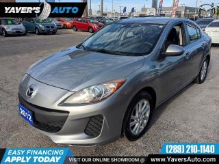 Used 2012 Mazda MAZDA3 i Touring for sale in Hamilton, ON