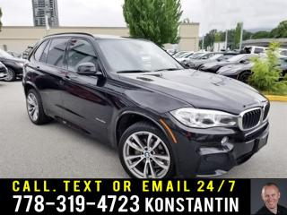 Used 2017 BMW X5 xDrive35d for sale in Maple Ridge, BC
