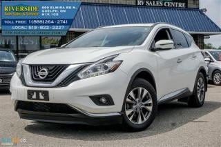 Used 2015 Nissan Murano SV for sale in Guelph, ON