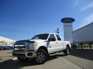 Used 2014 Ford F-350 Super Duty SRW Lariat for sale in Lacombe, AB