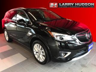 Used 2019 Buick Envision Premium II AWD | Navigation | Sunroof | Remote Start for sale in Listowel, ON