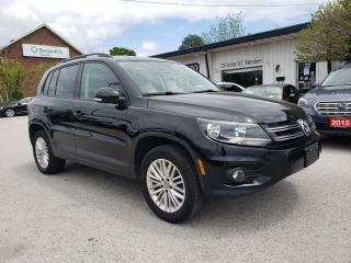 Used 2016 Volkswagen Tiguan Special Edition for sale in Waterdown, ON