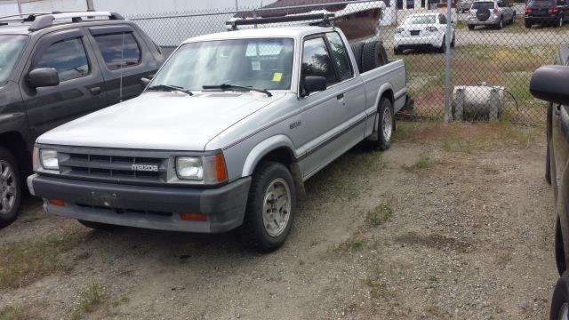 1988 Mazda B-Series B2200 LX CAB PLUS 2W