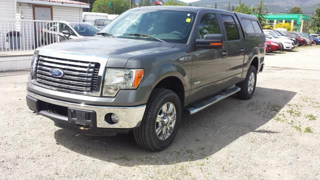 2011 Ford F-150 XLT SUPERCREW 5.5-FT