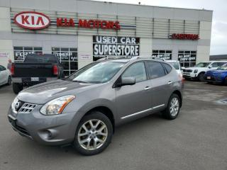 Used 2012 Nissan Rogue SL, AWD, Navigation, Bluetooth, Leather, Sunroof. for sale in Niagara Falls, ON