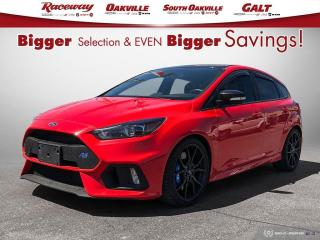 Used 2018 Ford Focus Rs for sale in Etobicoke, ON