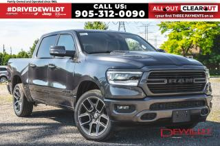 New 2020 RAM 1500 SPORT | 12in DISPLAY W NAV | PANO ROOF | for sale in Hamilton, ON