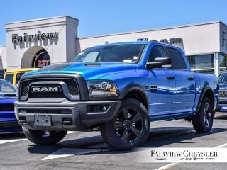 New 2020 RAM 1500 Classic Warlock for sale in Burlington, ON