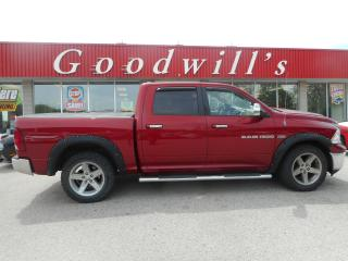 Used 2011 RAM 1500 BIG HORN! for sale in Aylmer, ON