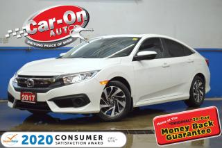 Used 2017 Honda Civic EX SUNROOF REAR CAM ADAPTIVE CRUISE NAV READY LOAD for sale in Ottawa, ON