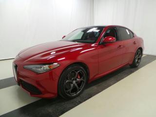 Used 2018 Alfa Romeo Giulia TI for sale in Niagara Falls, ON