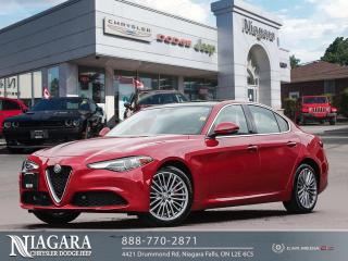 Used 2017 Alfa Romeo Giulia TI for sale in Niagara Falls, ON