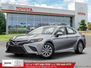 New 2020 Toyota Camry SE EA20 for sale in Whitby, ON