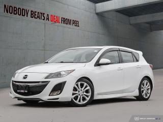 Used 2010 Mazda MAZDA3 4dr HB Sport Man GT for sale in Mississauga, ON