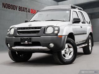 Used 2003 Nissan Xterra 4dr XE 4WD V6 Auto for sale in Mississauga, ON