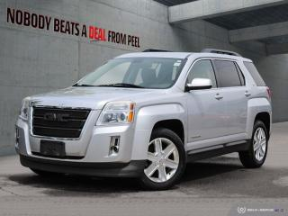 Used 2011 GMC Terrain AWD 4dr SLT-1 for sale in Mississauga, ON