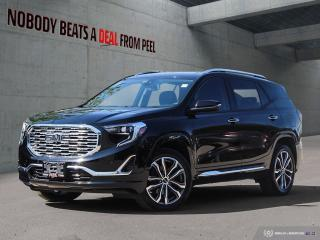 Used 2018 GMC Terrain Awd 4dr Denali for sale in Mississauga, ON