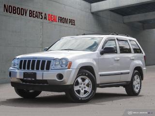 Used 2007 Jeep Grand Cherokee 4WD 4Dr Laredo for sale in Mississauga, ON