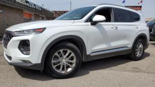 Used 2019 Hyundai Santa Fe 2.4L Essential w/Safety AWD 155$ Bi-Weekly, Clean History for sale in Calgary, AB