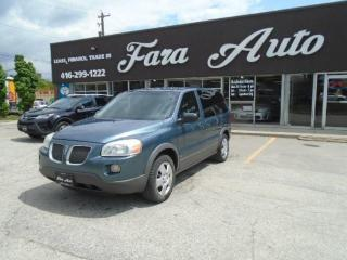 Used 2006 Pontiac Montana Sv6 SV6 for sale in Scarborough, ON