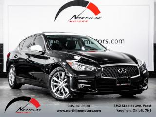 Used 2017 Infiniti Q50 3.0t AWD|Navigation|Camera|Sunroof|Heated Leather for sale in Vaughan, ON