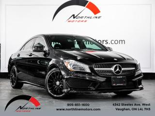 Used 2016 Mercedes-Benz CLA-Class CLA250 4MATIC|AMG Sport|Navigation|Camera|Heated Leather for sale in Vaughan, ON