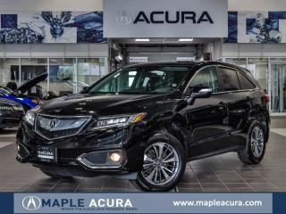 Used 2017 Acura RDX Elite, Navi, F & R parking sensors, Front  Ventila for sale in Maple, ON