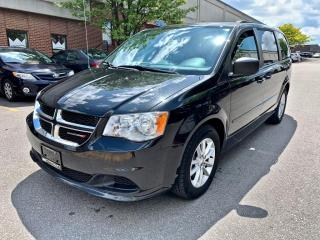 Used 2013 Dodge Grand Caravan 4dr Wgn, ALLOY, STOW N GO, DVD, BACKUP CAMERA for sale in North York, ON