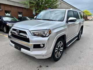 Used 2016 Toyota 4Runner 4WD 4dr V6 LIMITED for sale in North York, ON