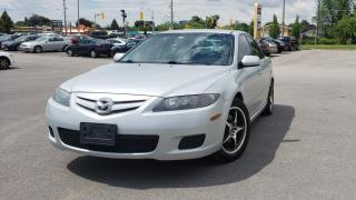 Used 2007 Mazda MAZDA6 4dr Sdn i for sale in Scarborough, ON