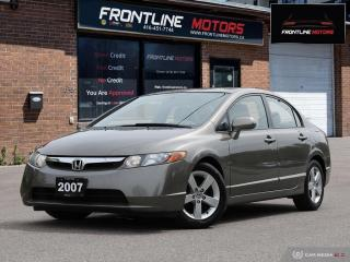 Used 2007 Honda Civic 4dr AT LX for sale in Scarborough, ON