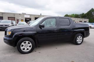 Used 2007 Honda Ridgeline EX-L 4WD CERTIFIED 2YR WARRANTY *FREE ACCIDENT* HEATED POWER LEATHER ALLOYS for sale in Milton, ON