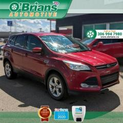 Used 2013 Ford Escape SE w/4WD, Heated Seats, EcoBoost for sale in Saskatoon, SK