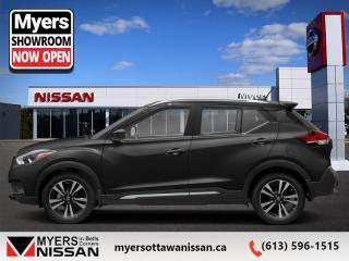 New 2019 Nissan Kicks SR FWD  -  Heated Seats -  Fog Lights - $146 B/W for sale in Ottawa, ON